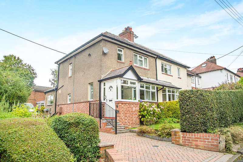 3 Bedrooms Semi Detached House for sale in Painshawfield Road, Stocksfield, NE43
