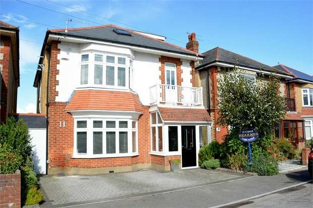 6 Bedrooms Detached House for sale in Leamington Road, Bournemouth, Dorset