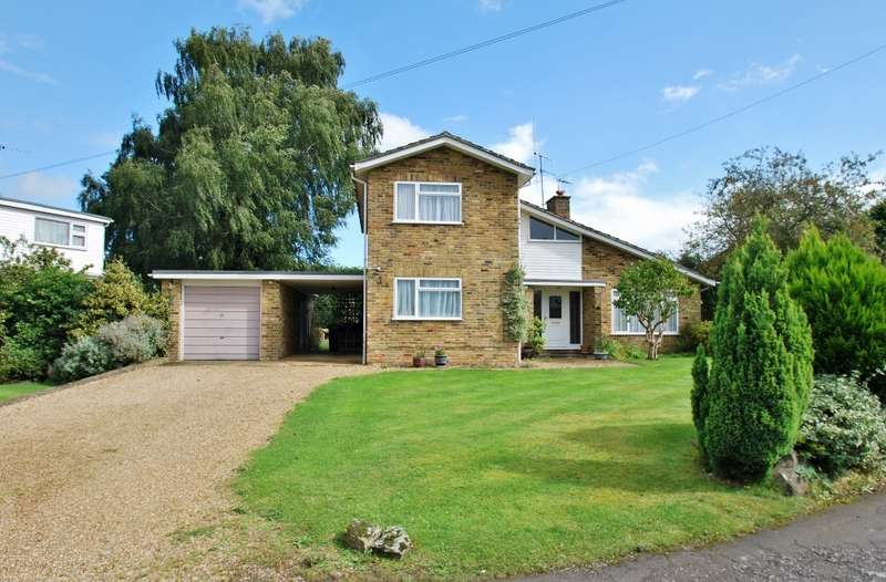 4 Bedrooms Detached House for sale in Birch Tree Grove, Ley Hill, Chesham, HP5