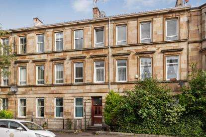 2 Bedrooms Flat for sale in Leven Street, Glasgow