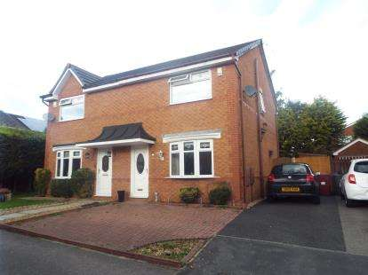 3 Bedrooms Semi Detached House for sale in Pateley Close, Liverpool, Merseyside, England, L32
