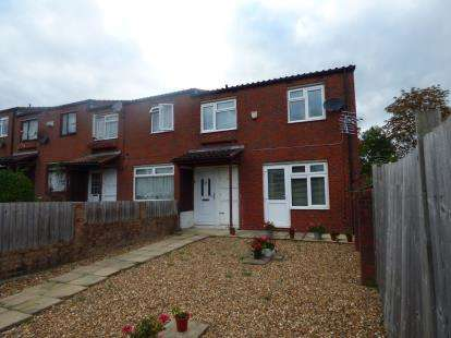 3 Bedrooms End Of Terrace House for sale in Walbrook Avenue, Springfield, Milton Keynes, Buckinghamshire