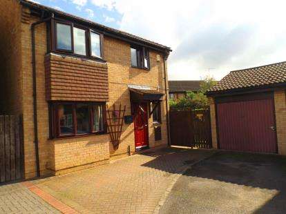 3 Bedrooms Detached House for sale in Ringwood, South Bretton, Peterborough, Cambs