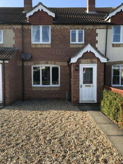3 Bedrooms Terraced House for sale in Chapel Lane, Grainthorpe, Louth