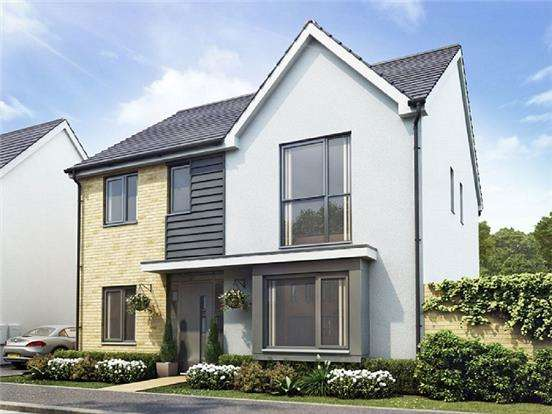 4 Bedrooms Detached House for sale in The Barlow, Littlecombe, DURSLEY.