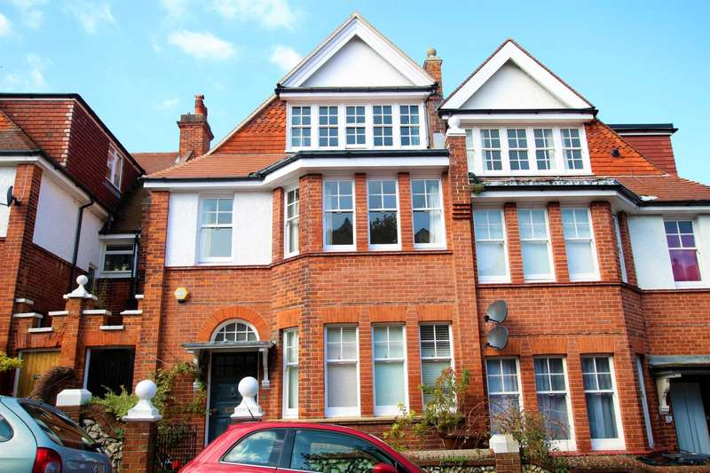 6 Bedrooms Semi Detached House for sale in South Cliff Avenue, Eastbourne, BN20 7AH