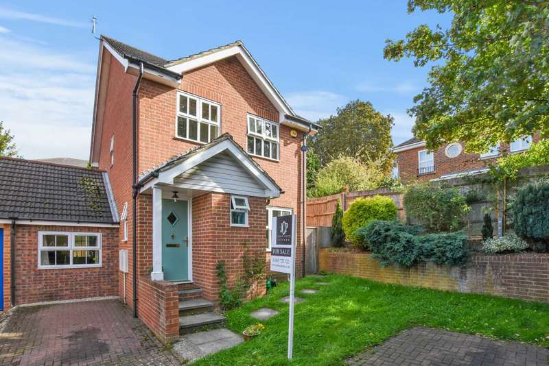 4 Bedrooms Link Detached House for sale in St. Christopher`s Place, Temple Cowley