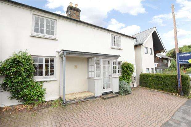 4 Bedrooms Semi Detached House for sale in Elm Road, Penn, High Wycombe