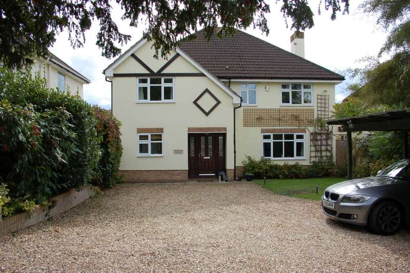 5 Bedrooms Detached House for sale in Aylands Road, Taunton
