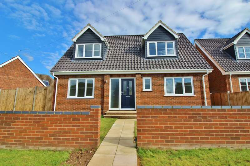 3 Bedrooms Detached Bungalow for sale in Kabin Road, Norwich