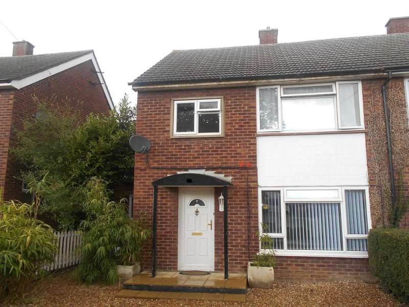 3 Bedrooms Semi Detached House for sale in Cornland, Bedford, Bedfordshire, MK41 8HZ