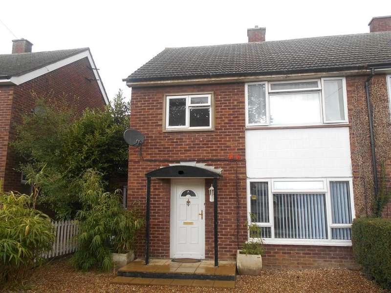 3 Bedrooms Semi Detached House for sale in Cornland, Bedford, Bedfordshire, MK41 8HZ
