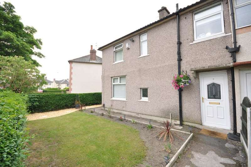 3 Bedrooms Semi Detached House for sale in Belmont Avenue, Ribbleton, Preston, Lancashire, PR2 6DH