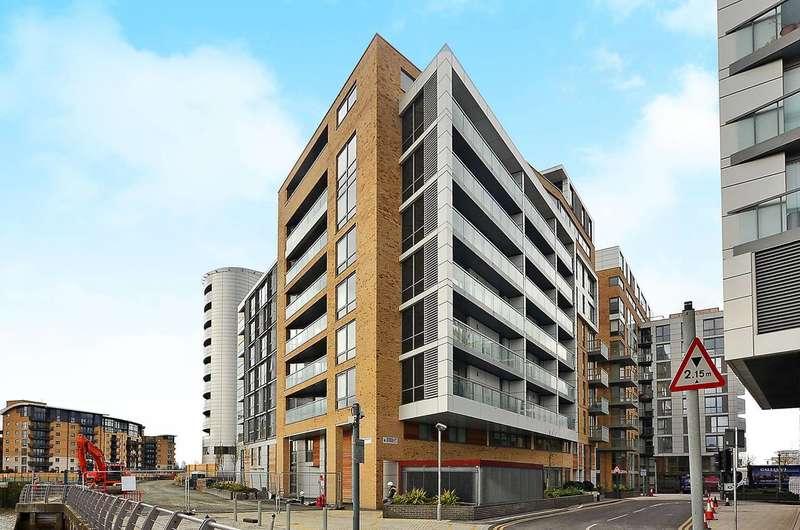 1 Bedroom Flat for sale in Empire Reach, Greenwich, SE10