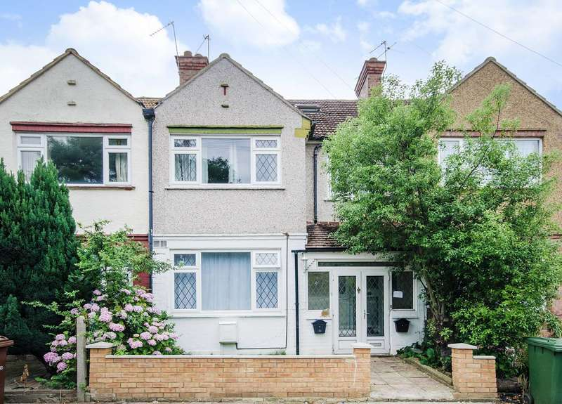 3 Bedrooms Flat for sale in Bouverie Road, Harrow, HA1