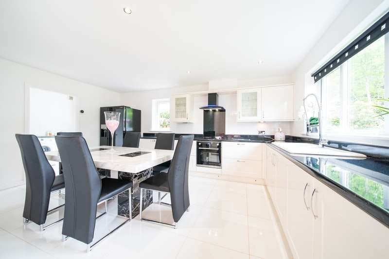 4 Bedrooms Detached House for sale in Keel hey, Neston, Cheshire West and Chester, CH64