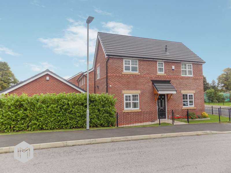 2 Bedrooms Detached House for sale in Dukes Park Drive, Chorley, Lancashire, PR7