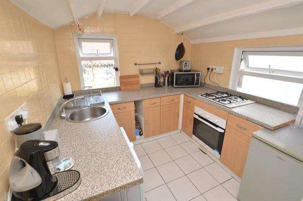 2 Bedrooms Maisonette Flat for sale in Parkfield Road, Torquay, Devon