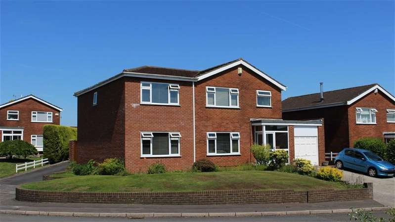 5 Bedrooms Detached House for sale in King George Court, Derwen Fawr, Sketty