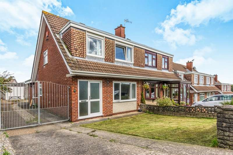 3 Bedrooms Semi Detached House for sale in Maes Y Coed, Gorseinon, Swansea