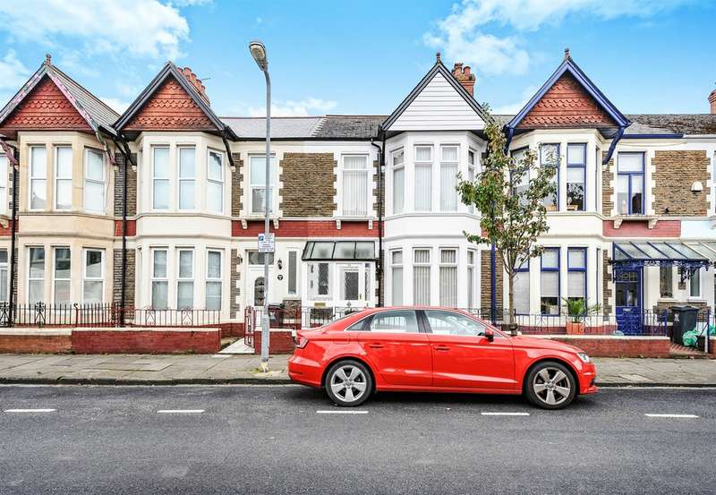 3 Bedrooms Terraced House for sale in Newfoundland Road, Heath, Cardiff
