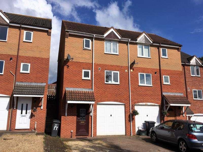 3 Bedrooms End Of Terrace House for sale in Coopers Mill, Norton Fitzwarren, Taunton, Somerset