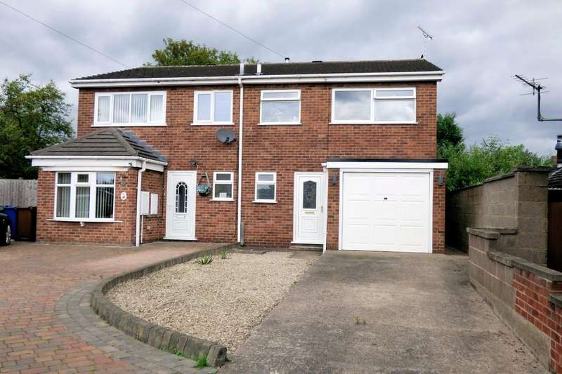 3 Bedrooms Semi Detached House for sale in Field Lane, Burton-on-Trent