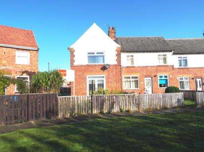 2 Bedrooms Semi Detached House for sale in Maplewood Crescent, Washington, Tyne and Wear, NE38