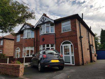 3 Bedrooms Semi Detached House for sale in Gerrard Avenue, Timperley, Altrincham, Greater Manchester