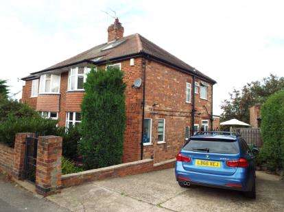 3 Bedrooms Semi Detached House for sale in Thorneywood Mount, Nottingham, Nottinghamshire