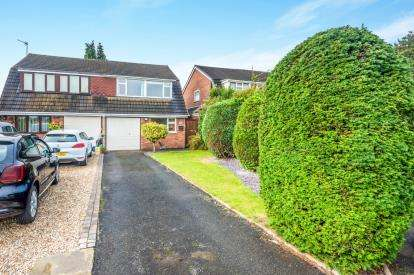 3 Bedrooms Semi Detached House for sale in Williams Close, Willenhall, West Midlands