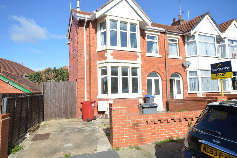 3 Bedrooms End Of Terrace House for sale in Bingley Avenue, Blackpool