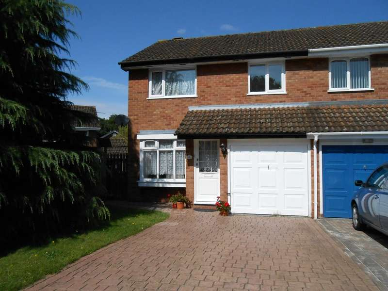 3 Bedrooms Semi Detached House for sale in New Meadow Close, Birmingham