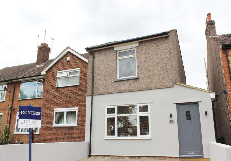 2 Bedrooms Detached House for sale in Heron Hill, Upper Belvedere, Kent, DA17 5ER