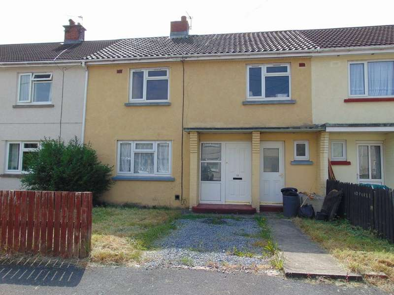 3 Bedrooms Terraced House for sale in Trenel, Pembrey