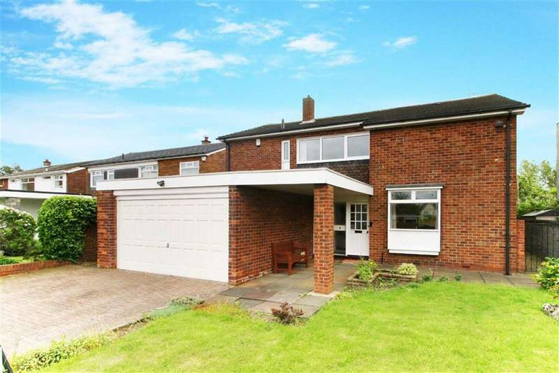 4 Bedrooms Detached House for sale in Southlands, Tynemouth, Tyne And Wear
