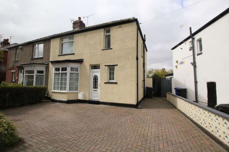 3 Bedrooms Semi Detached House for rent in Robert Road, Sheffield, S8