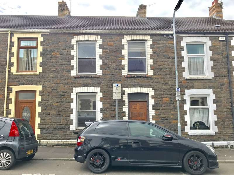 3 Bedrooms Terraced House for sale in Ynysymaerdy Road, Briton Ferry, Neath