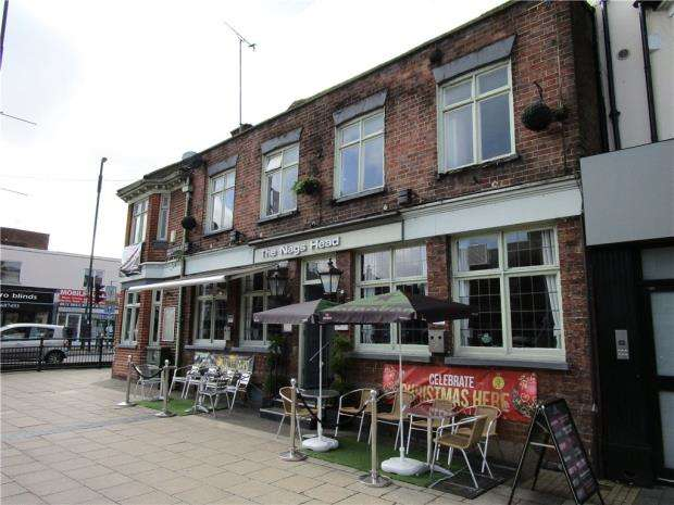 Commercial Property for sale in Nags Head, High Street North, Dunstable