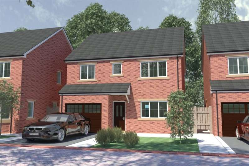 4 Bedrooms Detached House for sale in The Dorchester Ardsley Falls Common Lane, East Ardsley, Wakefield, WF3