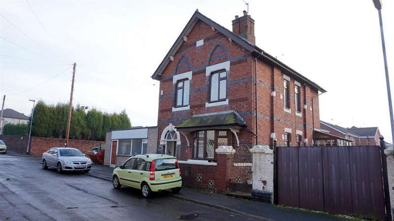 6 Bedrooms Detached House for sale in Russell Street, Wolstanton, Newcastle