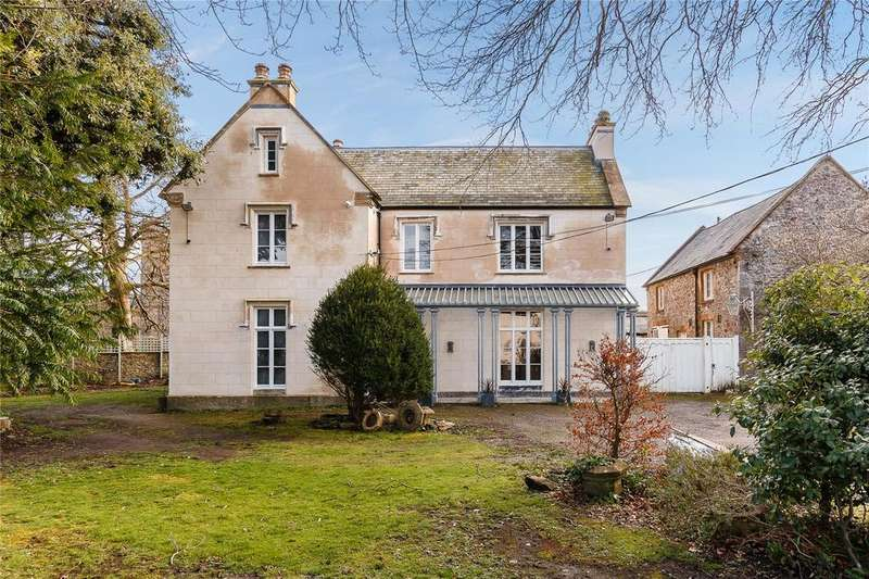 7 Bedrooms Detached House for sale in Holyrood Street, Chard, Somerset