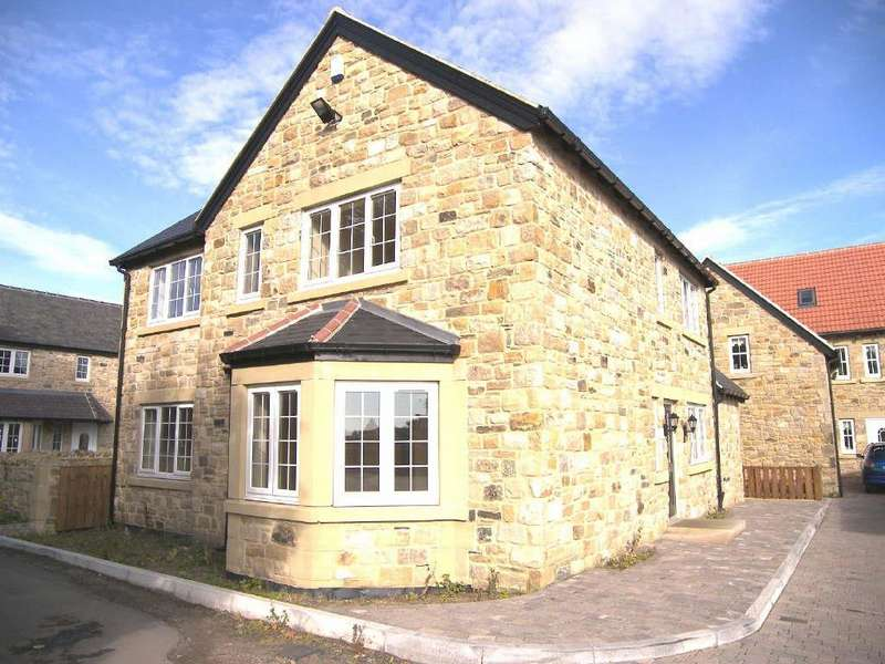 4 Bedrooms Detached House for sale in Woodhorn Village