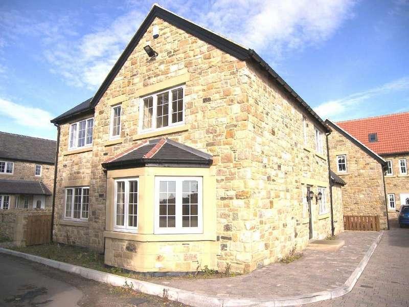 4 Bedrooms Detached House for sale in Woodhorn Village