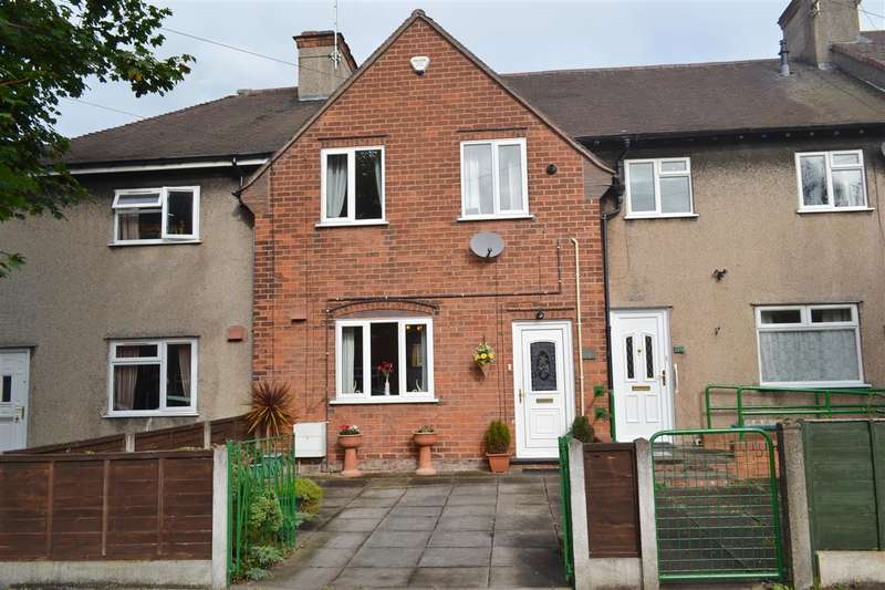 3 Bedrooms Terraced House for sale in Bedford Avenue, Littleworth, Stafford