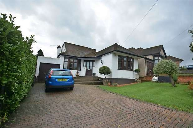 3 Bedrooms Detached Bungalow for sale in Hillside Gardens, Northwood, Greater London