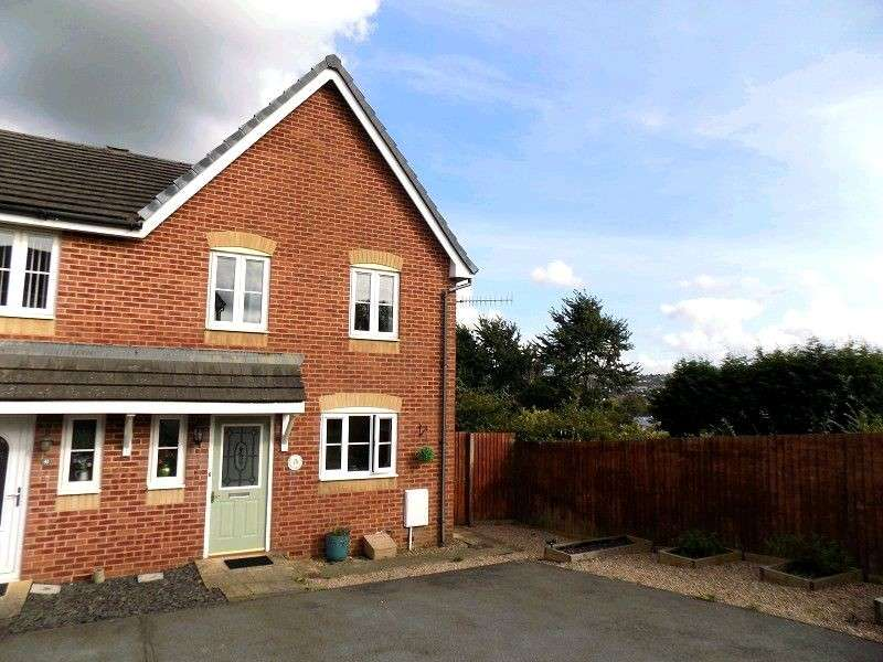 3 Bedrooms Semi Detached House for sale in Millbank , Neath, Neath Port Talbot. SA10