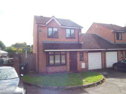 3 Bedrooms Link Detached House for sale in Shirley Road, Acocks Green, Birmingham, West Midlands