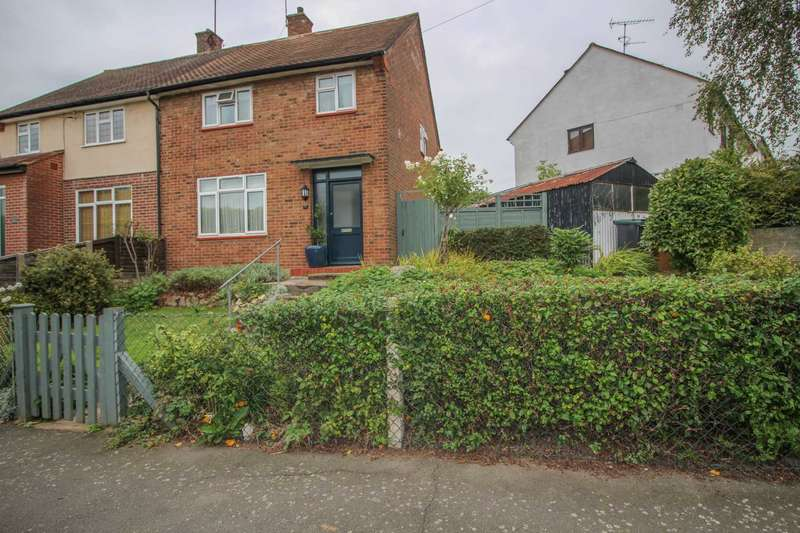 2 Bedrooms Semi Detached House for sale in Embleton road, South Oxhey