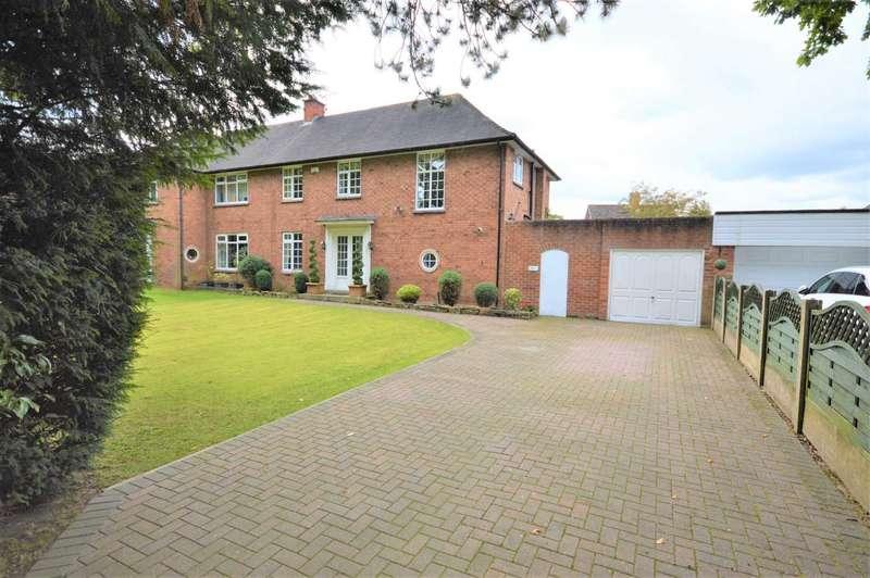 3 Bedrooms Semi Detached House for sale in Offerton Road, Hazel Grove